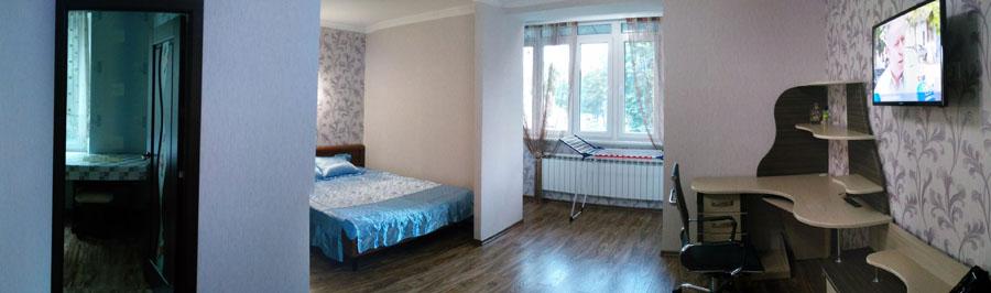 Снять квартиру посуточно в центре Кишинёва