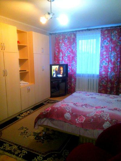 Снять двухкомнатную квартиру посуточно в центре Кишинёва